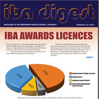 IBA Digest 1st Edition of 2017