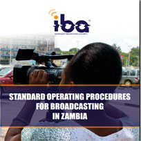 SOP For Broadcasting In Zambia